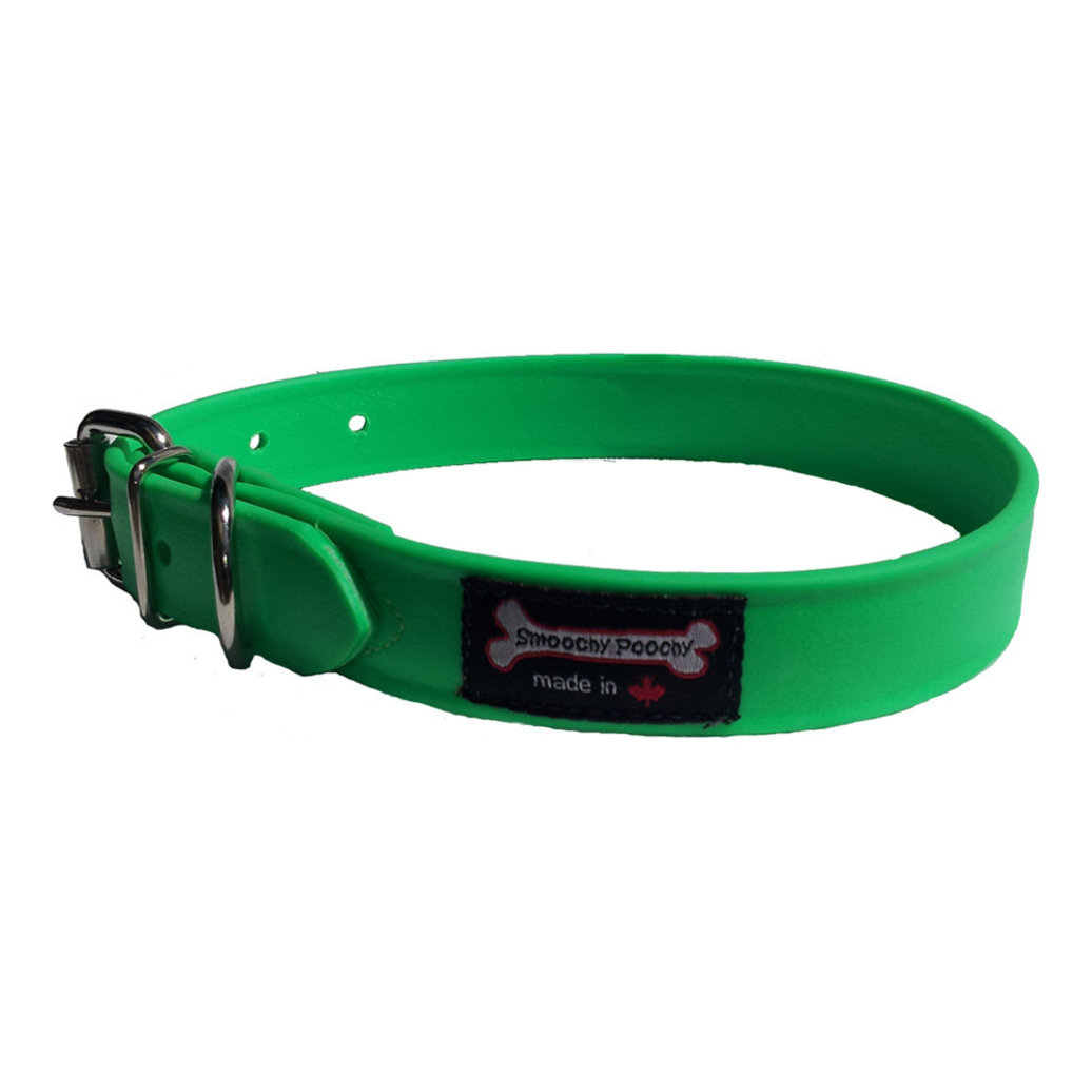"""View larger image of Polyvinyl Collar - Apple - 1"""" Width"""