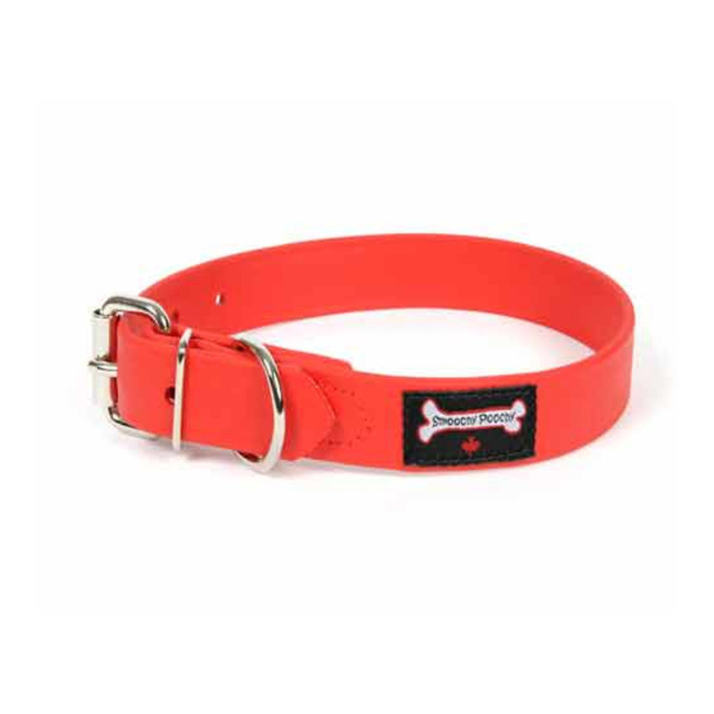 """View larger image of Polyvinyl Collar - Red - 1"""" Width"""