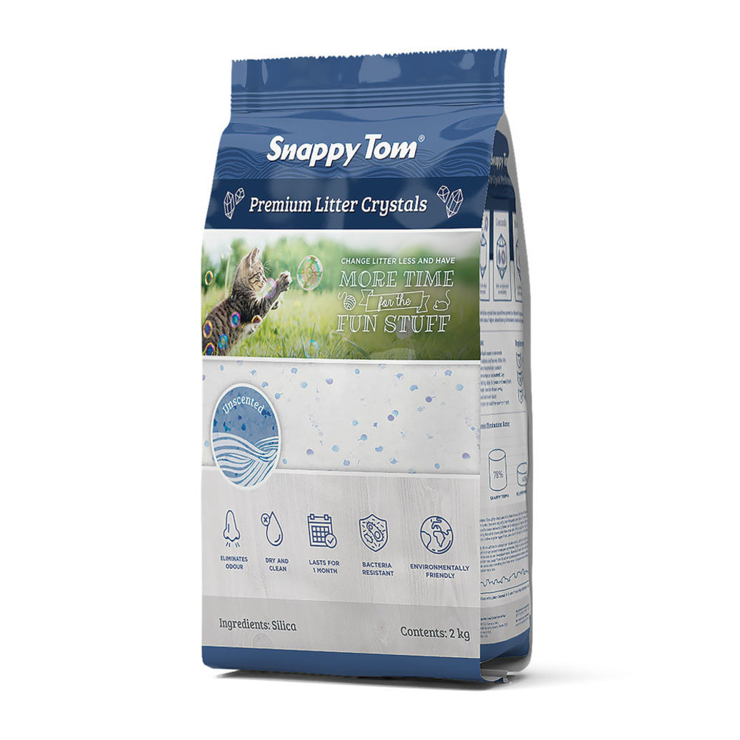 View larger image of Crystal Clean Cat Litter