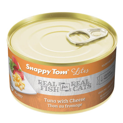 Lite Tuna with Cheese - 85 g
