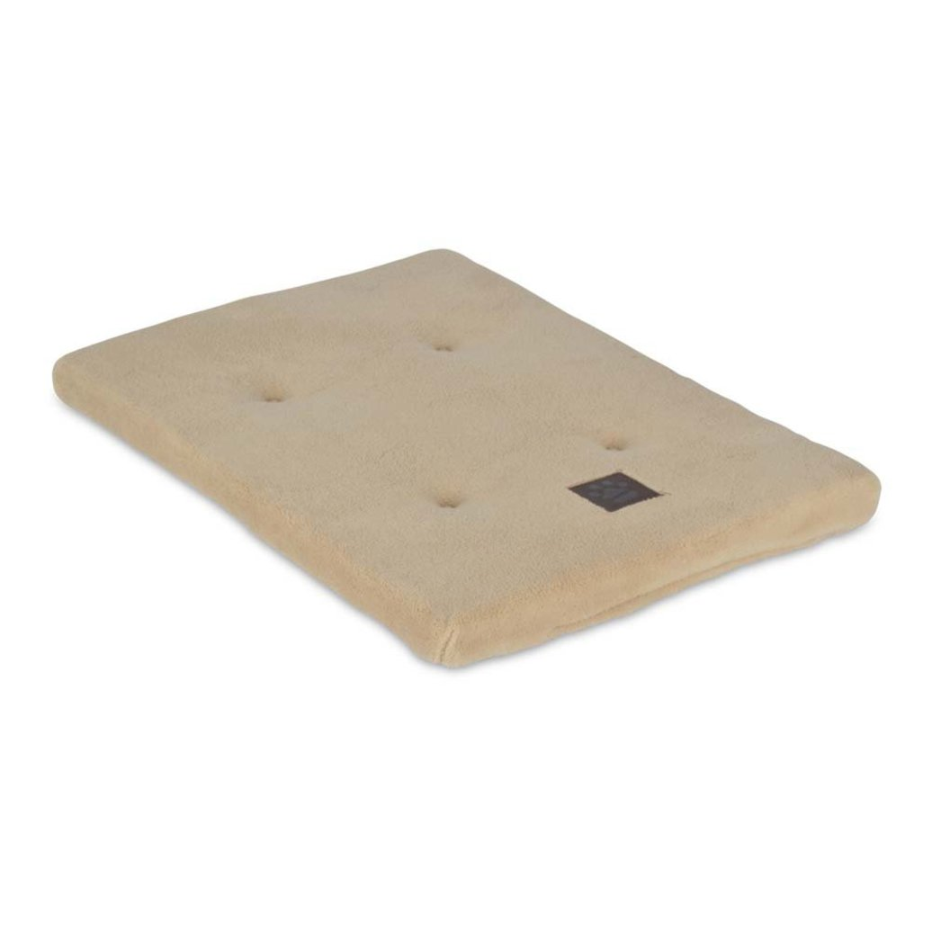 """View larger image of Snoozzy Bed, Non-Skid Backing-Tan-22.75x16"""""""