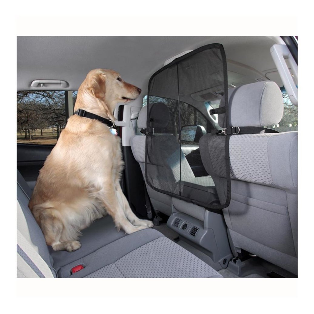 View larger image of Front Seat Net Pet Barrier - 32x32""