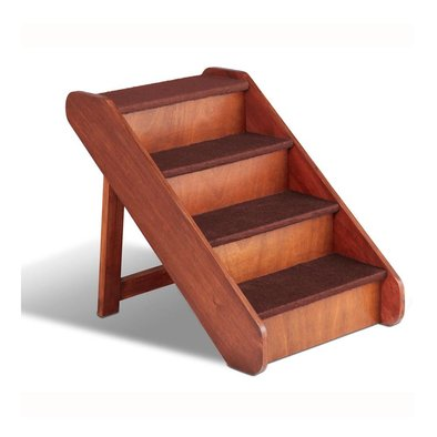 """PupSTEP Wooden Stairs - 30x19x25"""""""
