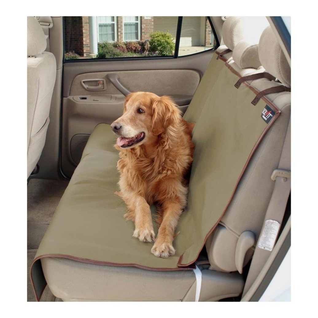 View larger image of Seat Cover, Sta-Put Waterproof Bench Seat Cover - 56x47""