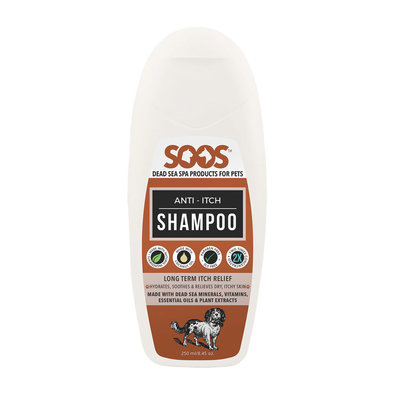 Anti-Itch Shampoo