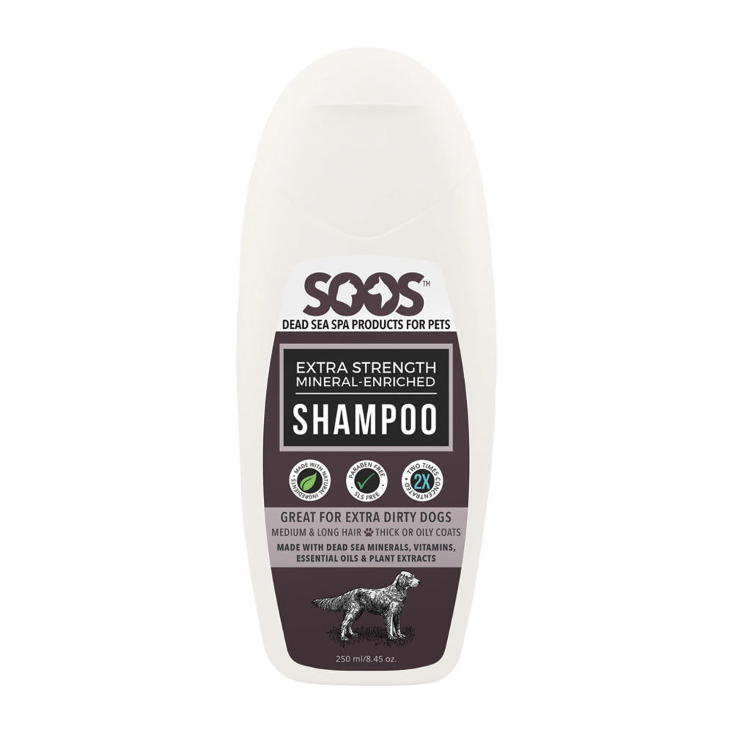 View larger image of Extra Strength Mineral Enriched Shampoo