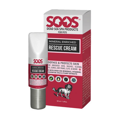 Mineral Enriched Rescue Cream - 50 ml