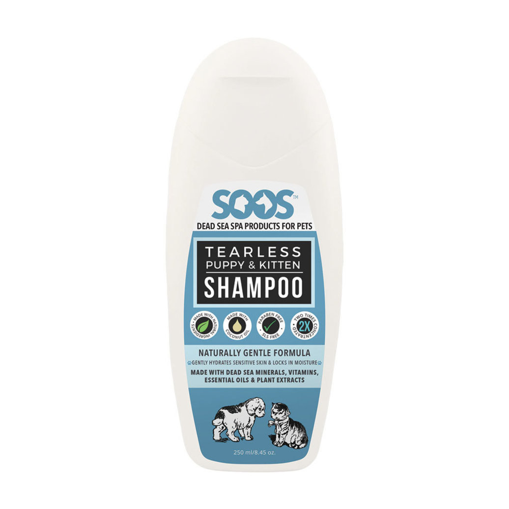 View larger image of Tearless Puppy & Kitten Shampoo