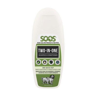 Two-in-One Shampoo & Conditioner