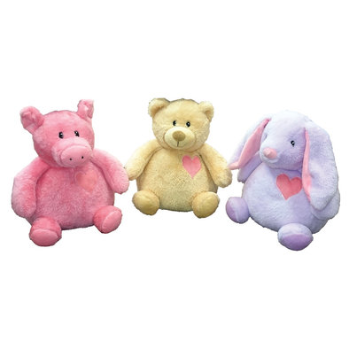 """Soothers Cuddle Toys - 12"""""""