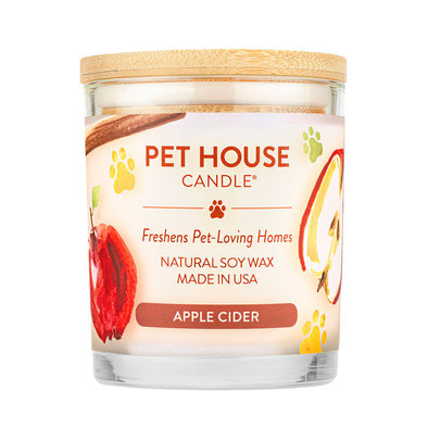 Soy Wax Candle - Apple Cider - 8.5 oz
