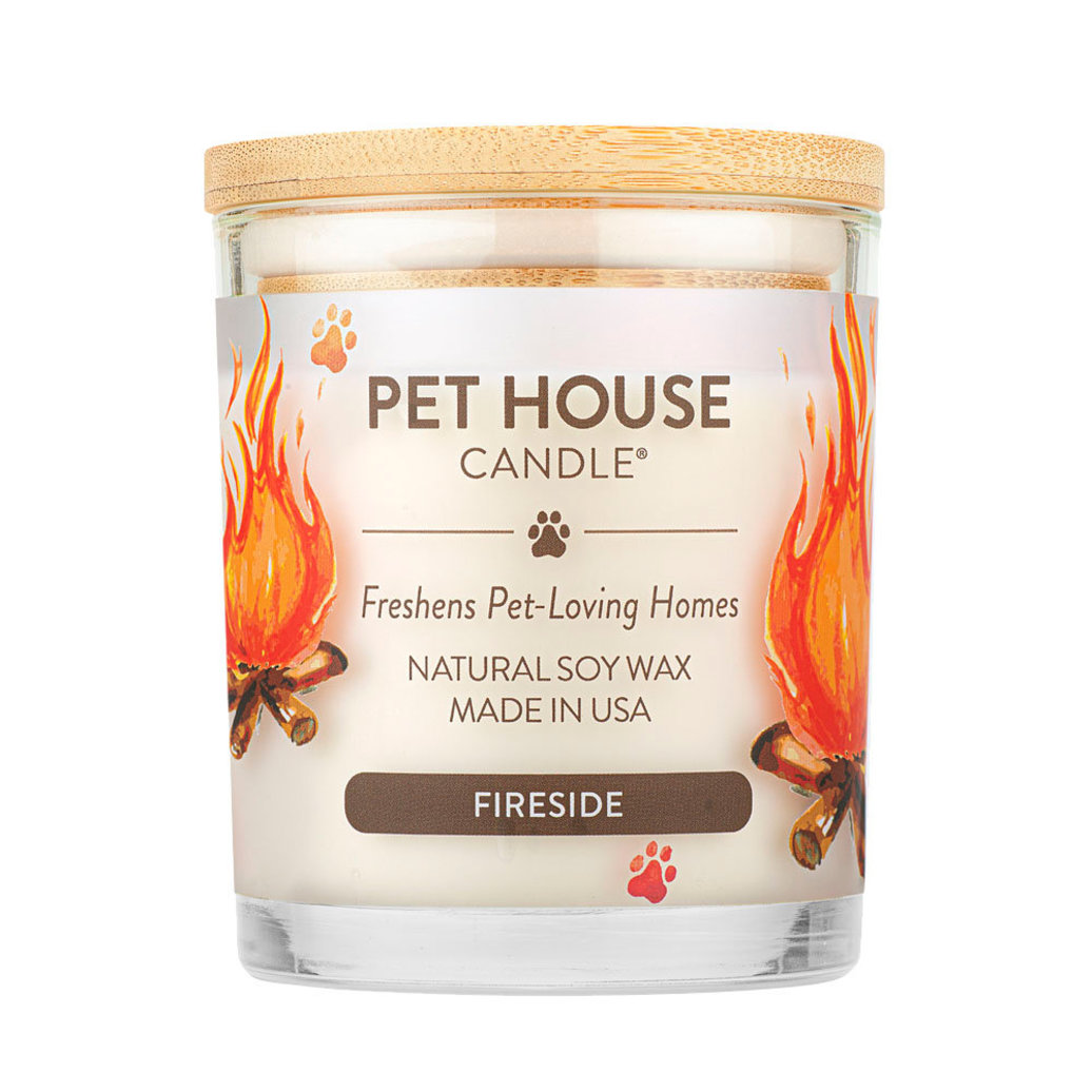 View larger image of Soy Wax Candle - Fireside - 8.5 oz