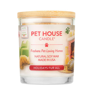 Soy Wax Candle - Holidays - 8.5 oz