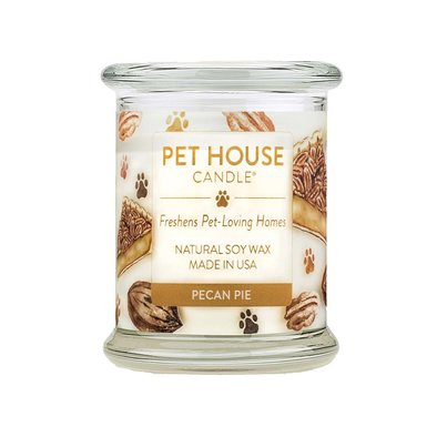 Soy Wax Candle - Pecan Pie - 8.5 oz