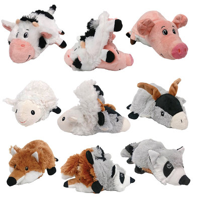 Flip A Zoo Barnyard - Assorted - 12""