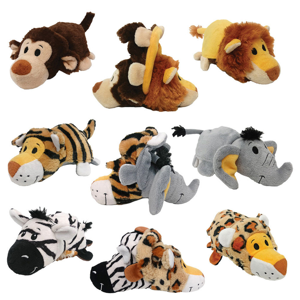 """View larger image of Flip A Zoo Wildlife - Assorted - 12"""""""