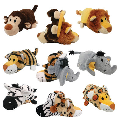 Flip A Zoo Wildlife - Assorted - 12""