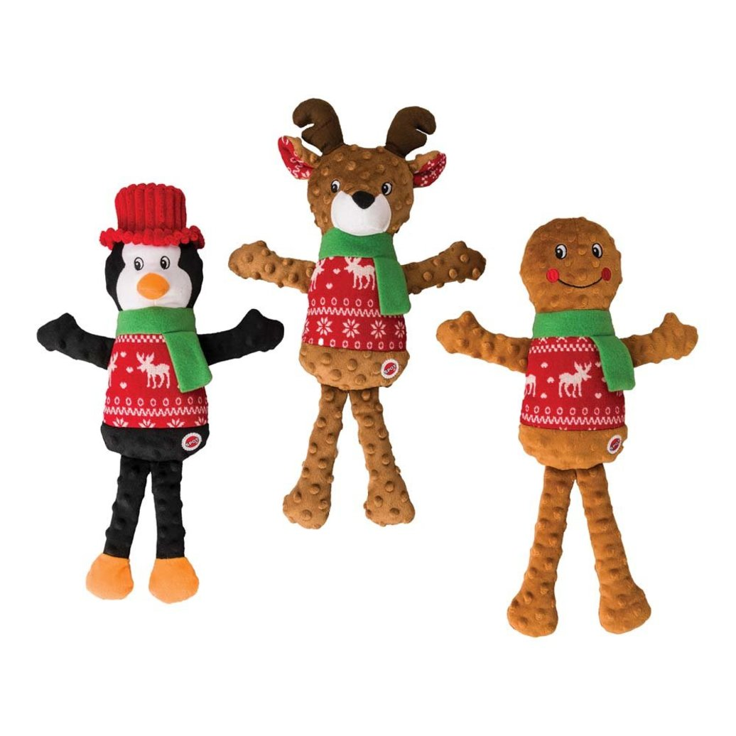 """View larger image of Floppy Sweater Plush - Assorted - 18"""""""