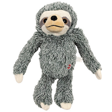 Fun Sloth Plush - 13""