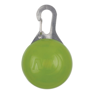 SpotLit Collar Light - Lime