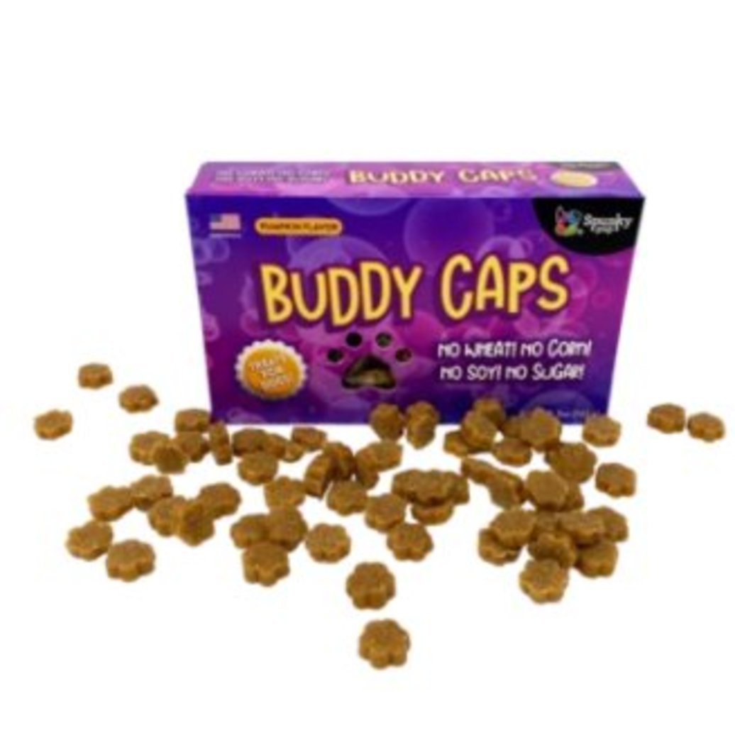 View larger image of Buddy Caps - Pumpkin - 142 g
