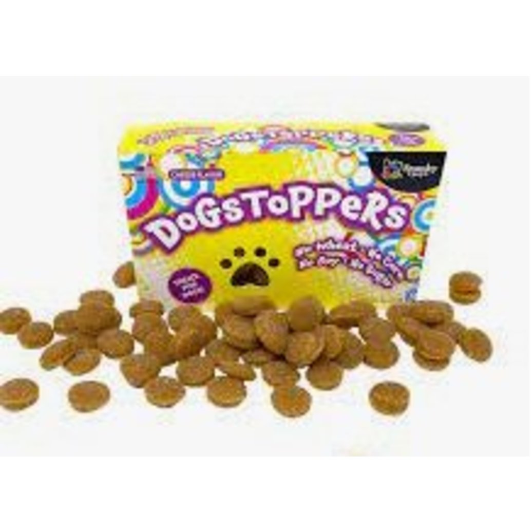 View larger image of Dogstoppers - Cheese - 142 g