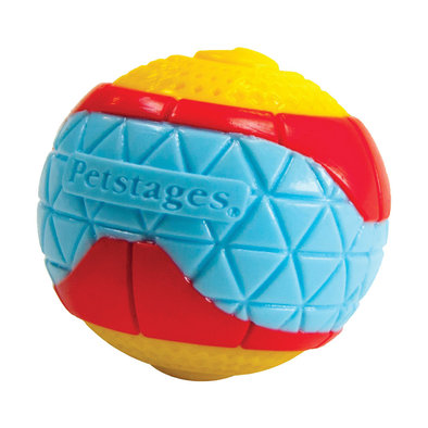 Squeakin Whistlerz Ball - Red - Medium