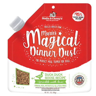 Adult - Marie's Dinner Dust - Duck,Duck,Goose - 198 g