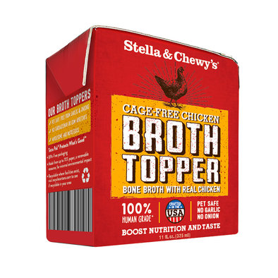 Tetra - Broth Topper - Cage Free Chicken - 312 g