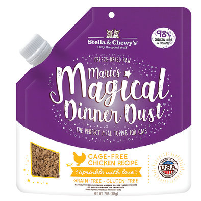 Feline, Marie's Dinner Dust - Chicken - 198 g