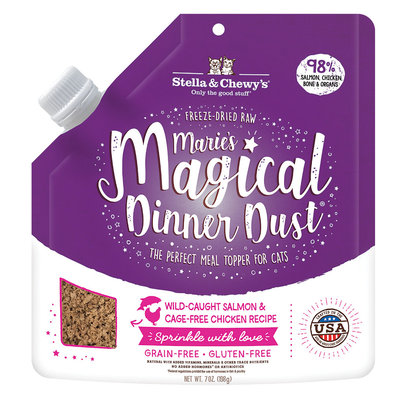 Feline, Marie's Dinner Dust - Salmon & Chicken - 198 g