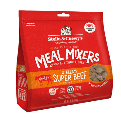 Stella & Chewy's, Meal Mixer, Super Beef