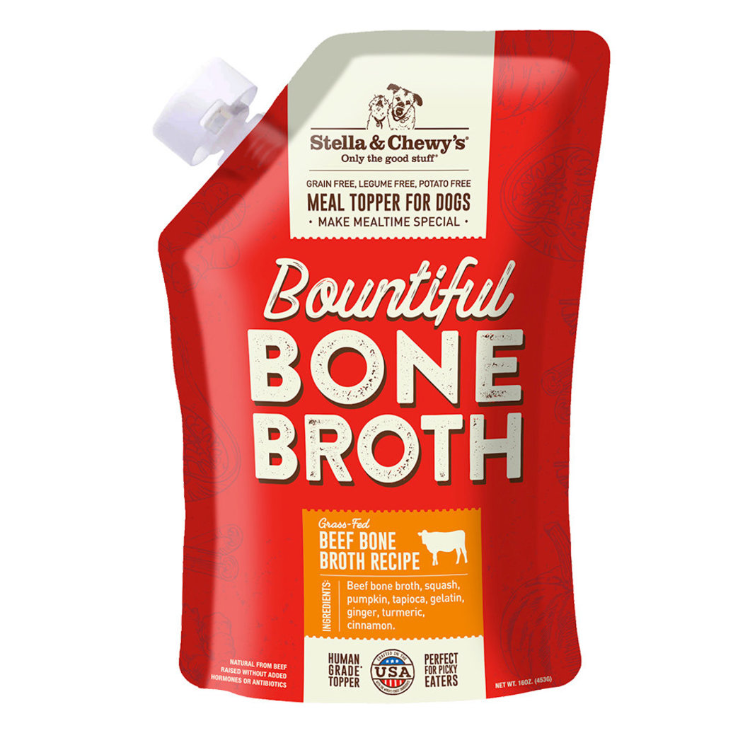 View larger image of Tetra, Adult - Bountiful Bone Broth - Grass Fed Beef - 454 g