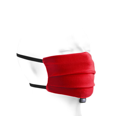 Adult - Facemask - Red
