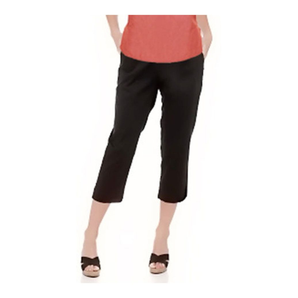 View larger image of Capri Pants - Black