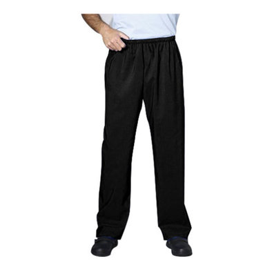 Nylon Pants - Black