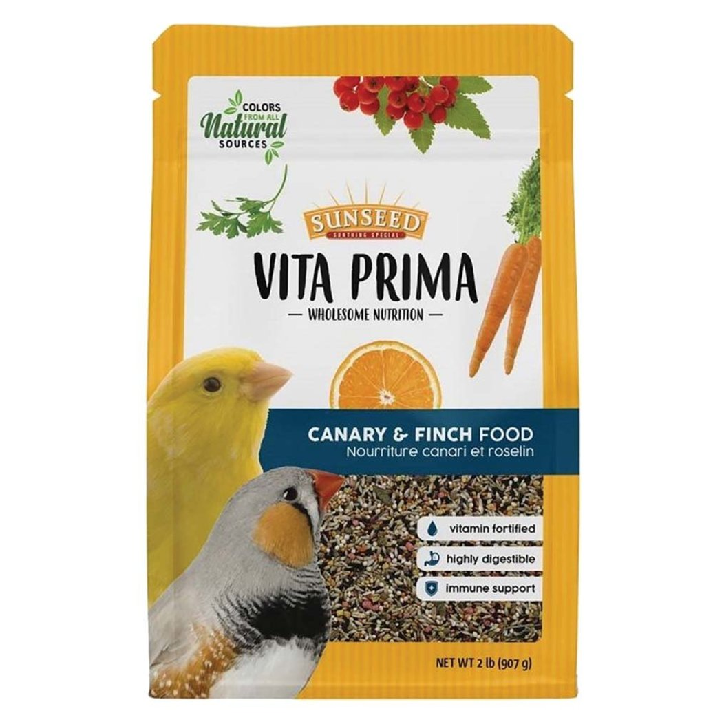 View larger image of Vita Prima, Canary & Finch - .90 kg