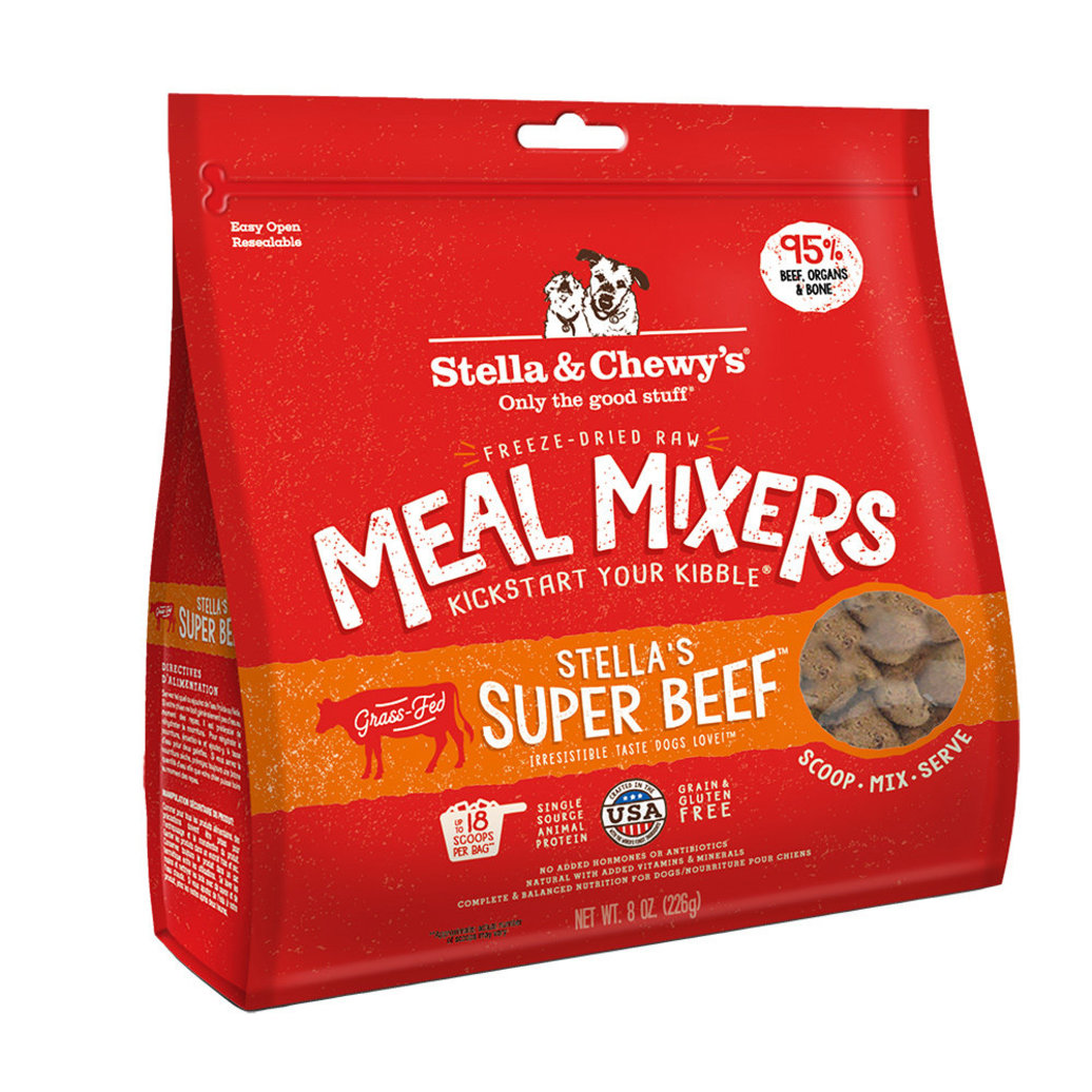 View larger image of Super Beef Meal Mixer - 227 g