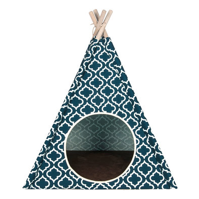 Teepee Tent - Moroccan Navy