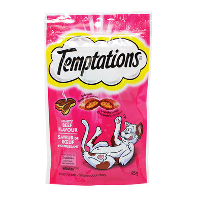 Temptations, Savoury, Hearty Beef - 85 g