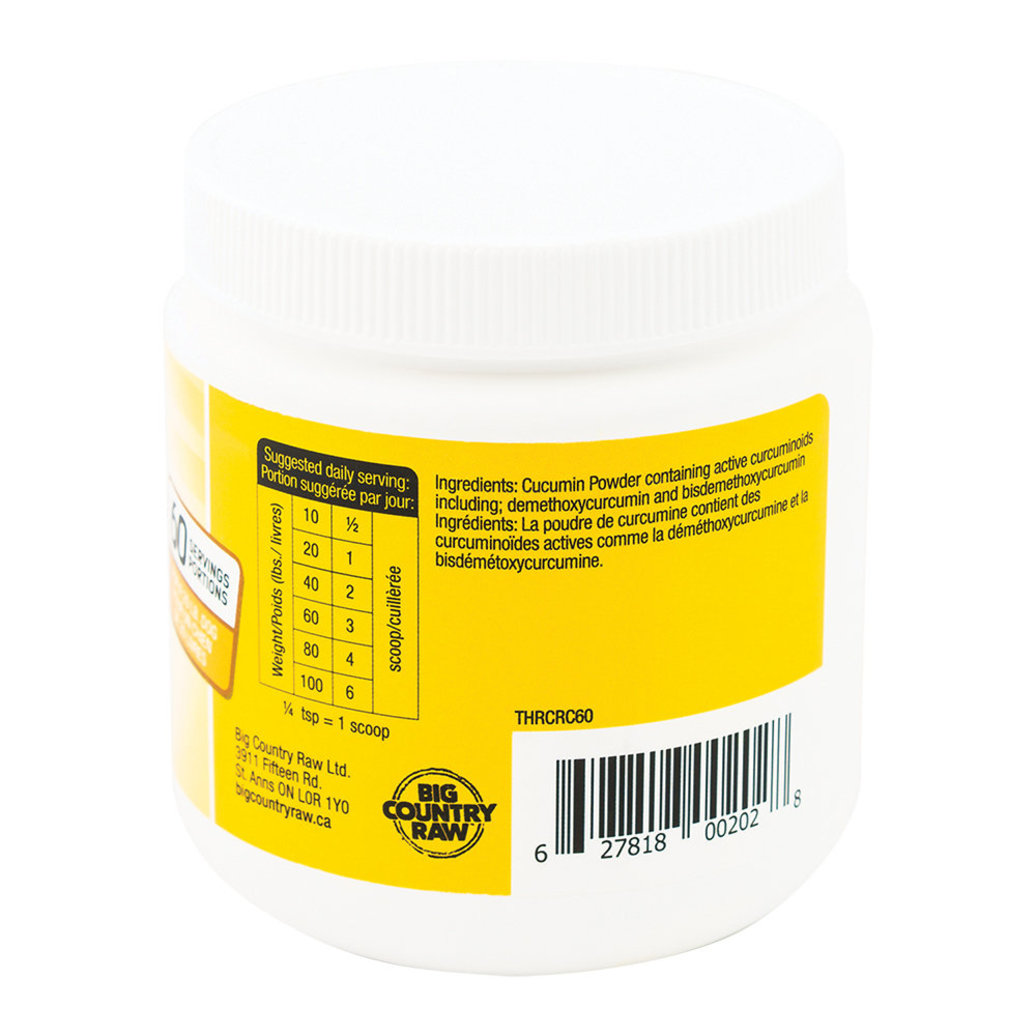 View larger image of Curcumin Powder - 60 g