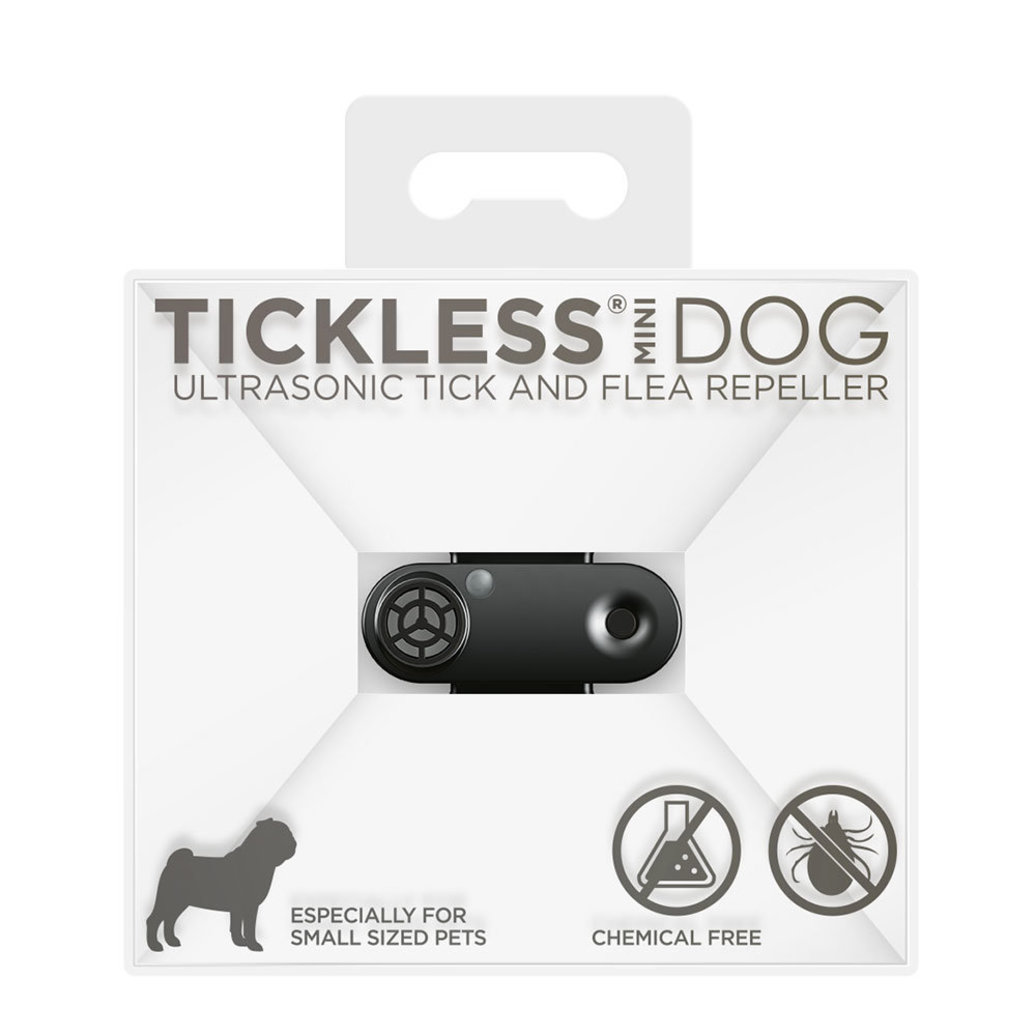 View larger image of Pet Mini Ultrasonic Rechargeable Tick & Flea Repeller