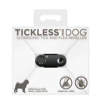 Pet Mini Ultrasonic Rechargeable Tick & Flea Repeller