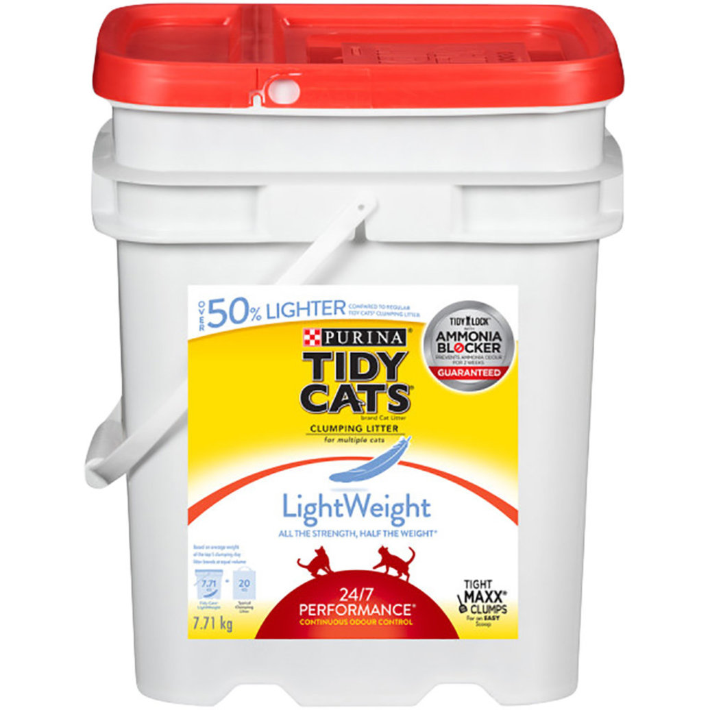 View larger image of LightWeight 24/7 Performance Cat Litter
