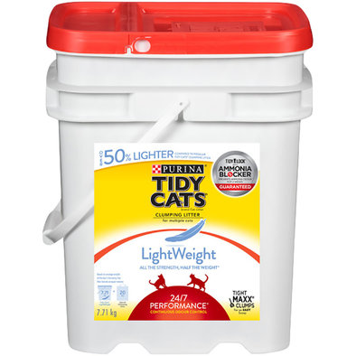 LightWeight 24/7 Performance Cat Litter