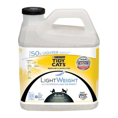 4 in 1 Strength Lightweight Litter