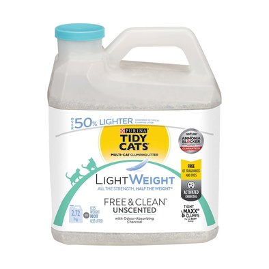 Unscented Lightweight Litter