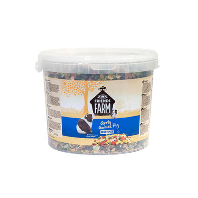 Gerty Guinea Pig Tasty Mix - Bucket - 4.54 kg