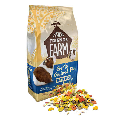 Gerty Guinea Tasty Mix - 907 g