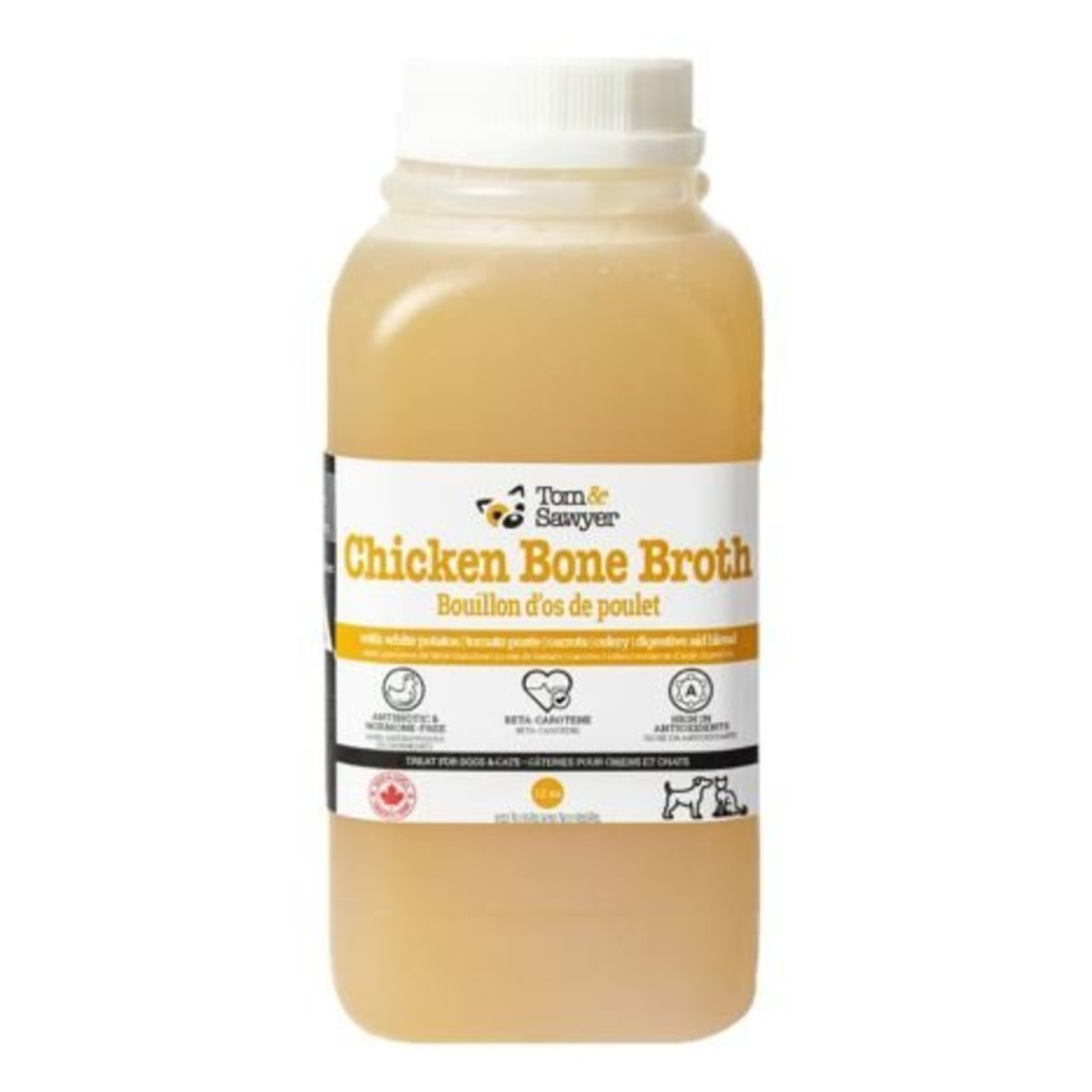 View larger image of Chicken Bone Broth - 12 oz